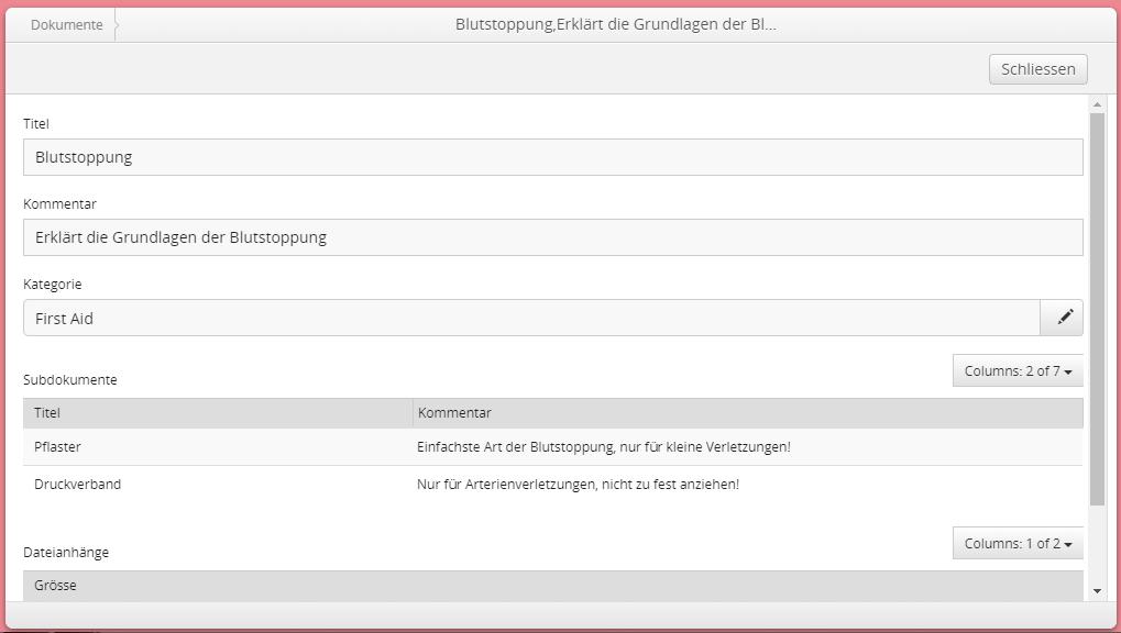 Protogrid - Die Plattform für Geschäftsanwendungen